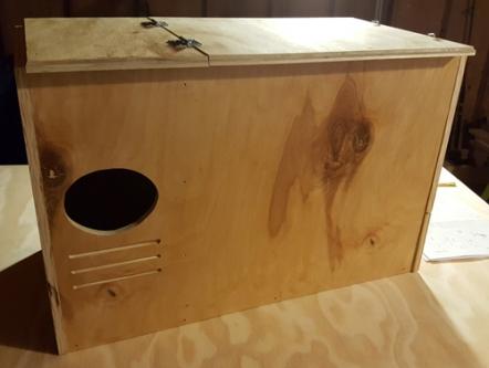 Sonoma County Owl Boxes
