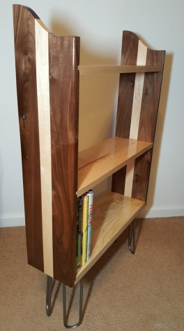 Hairpin Bookshelf