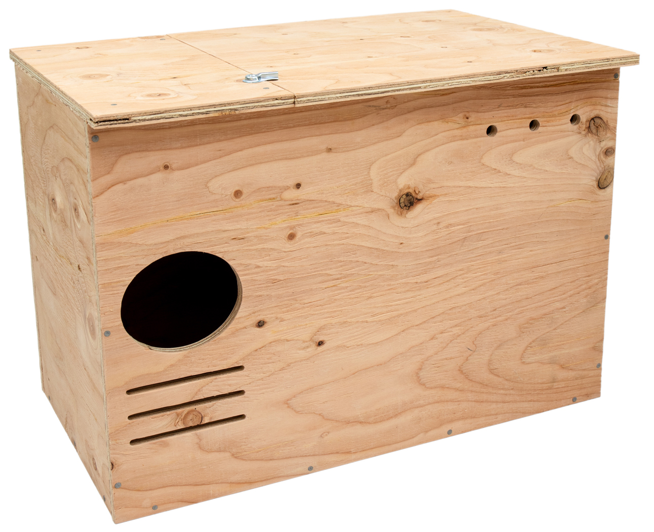 The Owl Abode owl box kit