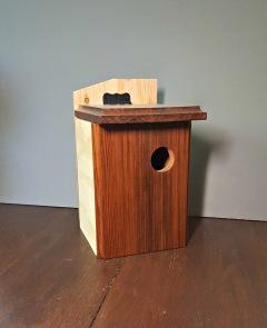 Reclaimed Redwood Birdhouse